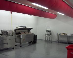 renovatie productieruimte