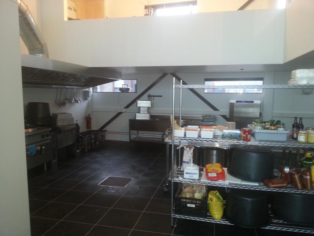 Keuken HACCP-eisen - hygienische wanden en plafonds ...