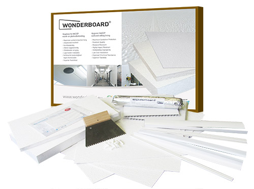 Wonderboard Starterskit_inhoud